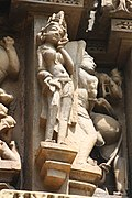 Chaaturbhuja Temple, Khajuraho 25.jpg