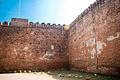 Champaner citadel walls.jpg