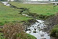 Channel into the River Aln - geograph.org.uk - 1518669.jpg