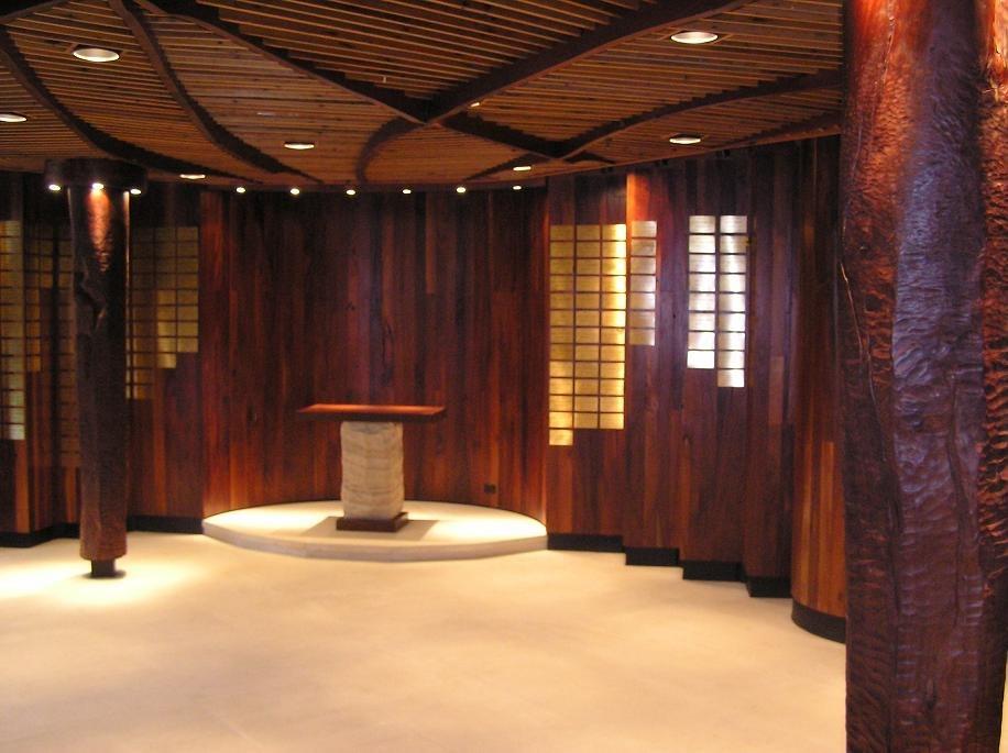 Chapel Remembrance GI