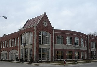 University of Dubuque - Charles C. Myers Library