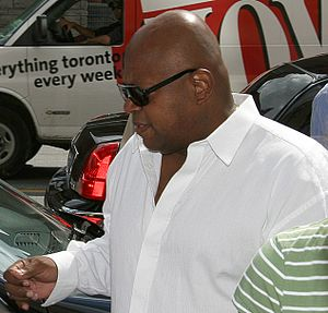 Charles S. Dutton - Dutton at the 2007 Toronto International Film Festival.