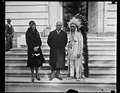 Charles Curtis, center, and Native American, right LCCN2016889478.jpg