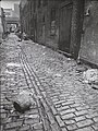 Charles Lane between West and Washington Streets in Manhattan in 1938.jpg
