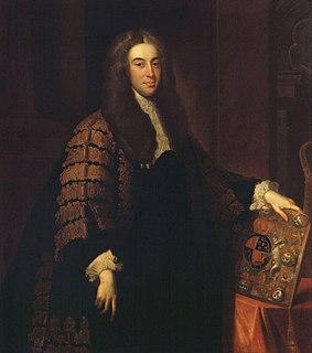 Charles Talbot, 1st Baron Talbot British politician