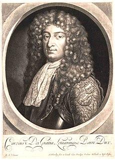 Charles V, Duke of Lorraine Austrian warrior