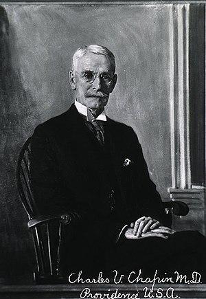 Charles V. Chapin