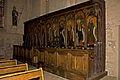 Charlieu-Église St Philibert-Stalles CD-20110330.jpg