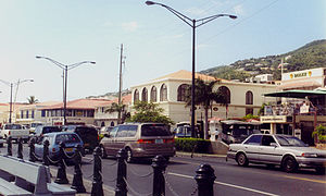 Charlotte Amalie Downtown