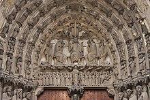 Chartres - portail sud - tympan.jpg