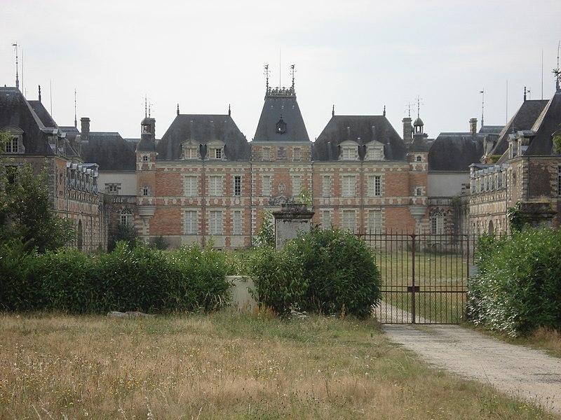 Chateau Clermont, de laatste woonplaats van Louis de Funes