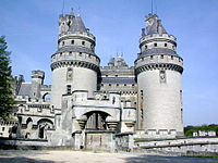 Hrad v Pierrefonds