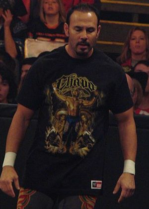 The Great American Bash (2006) - Chavo Guerrero, who began a storyline with Rey Mysterio following the event.
