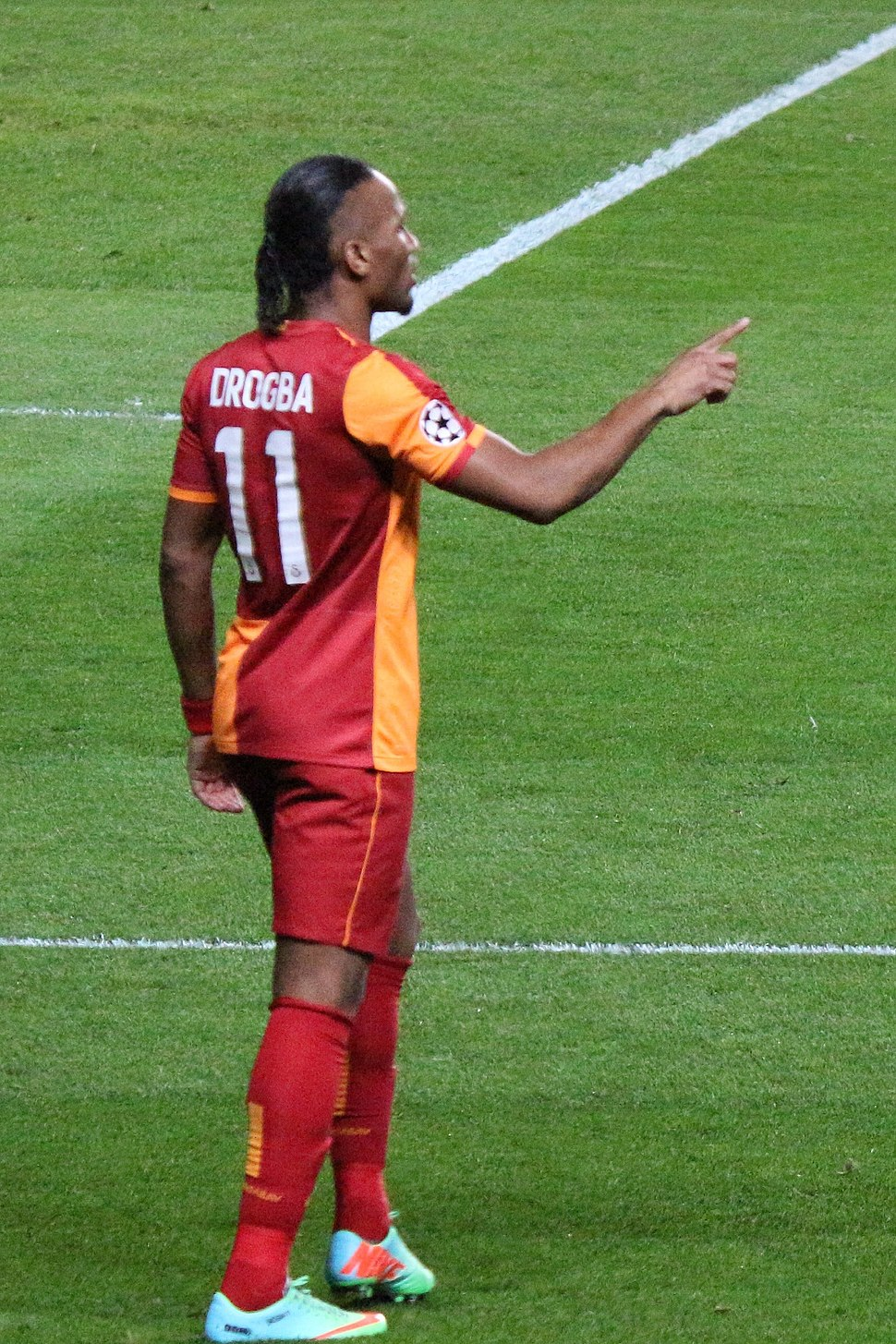Chelsea 2 Galatasaray 0 (3-1 agg) (13470274393)