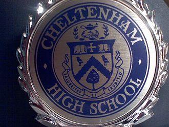 Cheltenham High School - The Logo of Cheltenham High School