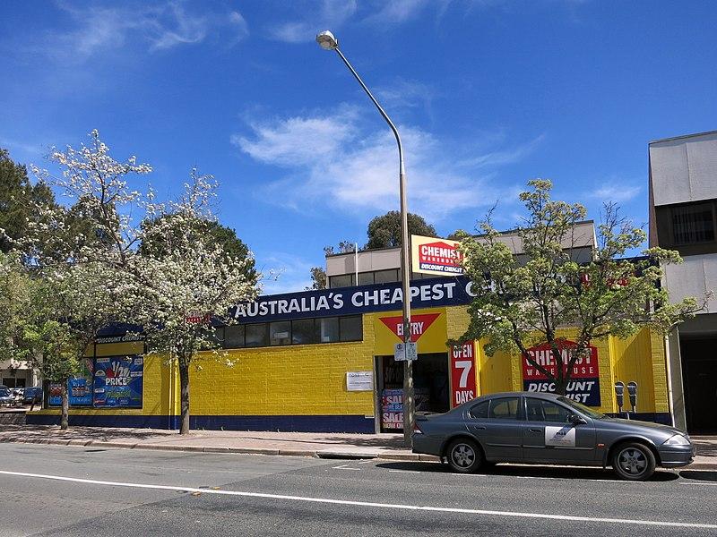 Comprar perfumes em Sydney