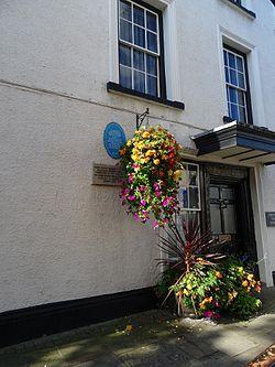 Photo of Blue plaque № 42105