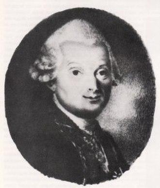 Charles-Henri-Louis d'Arsac de Ternay - Image: Chevalier de Ternay anonyme sans date