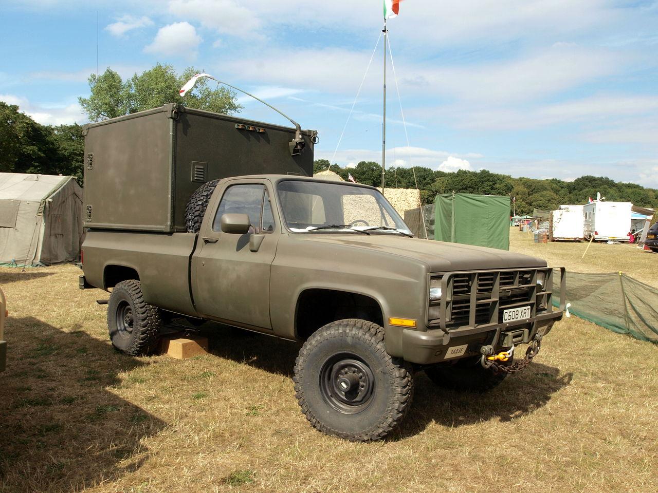 Archivo Chevrolet K30 Pick Up With Box Pic3 Jpg