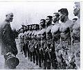Chiang Kai-shek inspects soldiers in Taiwan.jpg