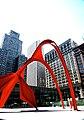 "Chicago (ILL) Alexander Calder, ""Flamingo"", 1974. Acier. S. Dearborn St (4826032091).jpg"