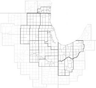 Chicagoland Townships grays