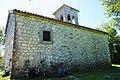 Chiesa di San Giovanni Cerkev Sv. Ivana, 702 m above sea level, Province of Udine, Italy.jpg