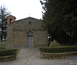 The church of San Paolo della Croce