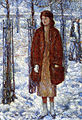 Childe Hassam The Snowy Winter of 1918.jpg