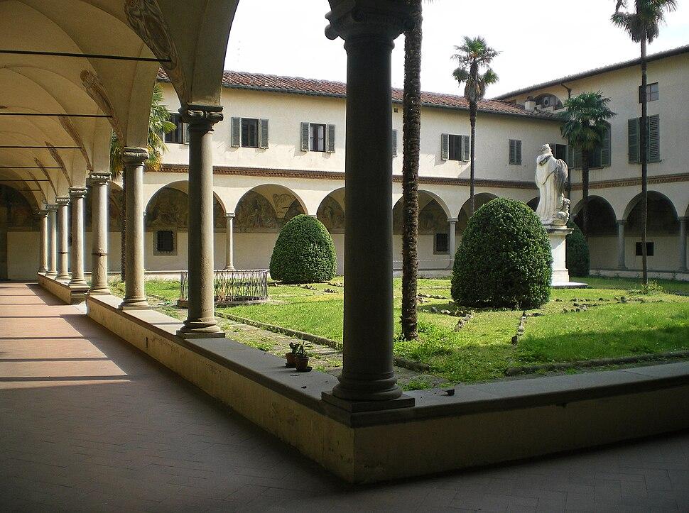 Chiostro di San Marco in Florence