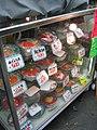 Chirashizushi showcase at street vendor by Moody75.jpg
