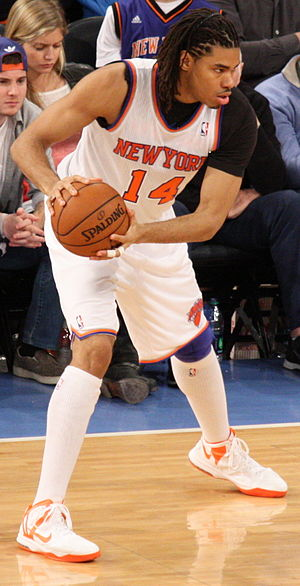 Chris Copeland - Copeland with the New York Knicks in April 2013