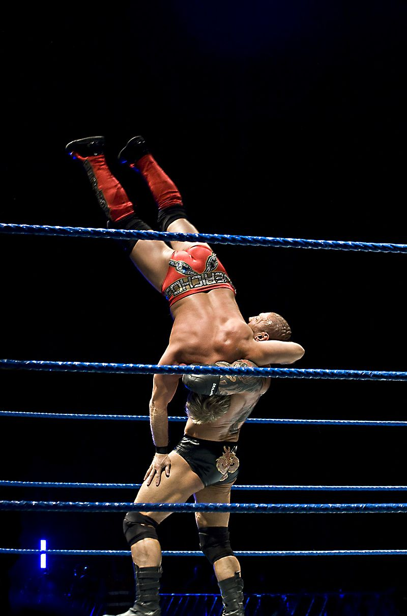 Chris Jericho Vs Batista.jpg
