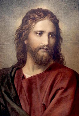 Christ, by Heinrich Hofmann