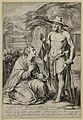 Christus verschijnt aan Maria Magdalena (Noli me tangere). NL-HlmNHA 1477 53010688.JPG
