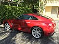 Chrysler Crossfire coupe red in Florida 2of3.jpg