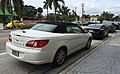 Chrysler Sebring convertible (third generation - JS) white Lantana 2of2.jpg