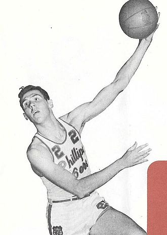 Chuck Darling - Darling with the Phillips 66ers