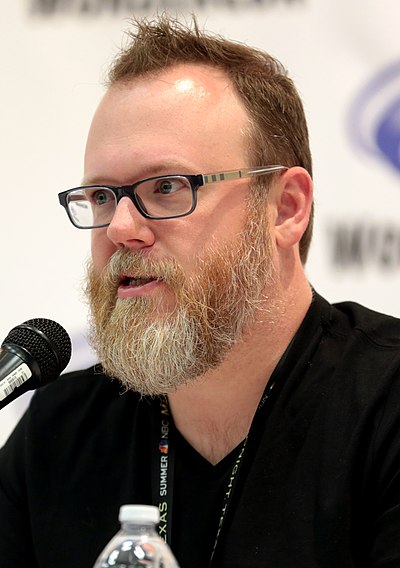 Picture of an author: Chuck Wendig