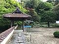 Chujakumon Gate and garden of Yomeiji Temple.jpg