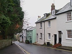 Church Hill, Patcham Village, East Sussex - geograph.org.uk - 1739883.jpg