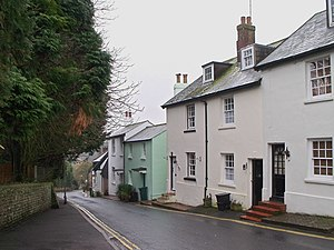 Patcham - Image: Church Hill, Patcham Village, East Sussex geograph.org.uk 1739883