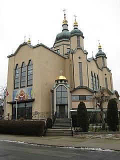 Ukrainian Catholic Eparchy of Toronto eparchy
