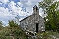 Church of St Ilja, close to Ogradenica, Primorska Planinarska Transverzala, Montenegro.jpg