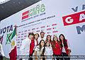 Cierre de campaña de Enrique Peña Nieto en el Estadio Azteca, 24 junio 2012. (7442837334).jpg