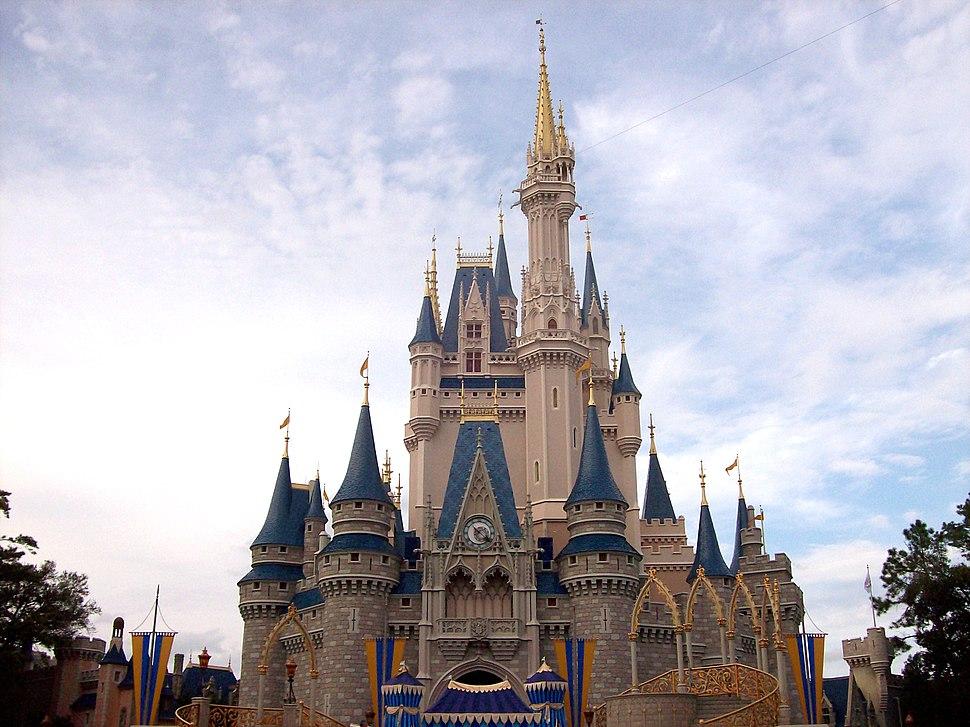 Cinderella Castle @ Magic Kingdom