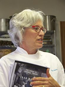 photo of chef Cindy Pawlcyn in 2011