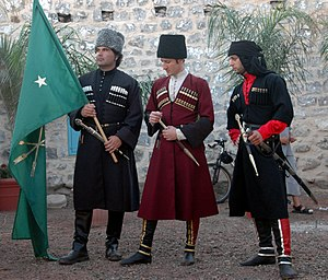 Demographics of Israel - Circassians in Kfar Kama