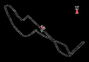 1949 Buenos Aires Grand Prix (I) - Image: Circuito palermo 1948