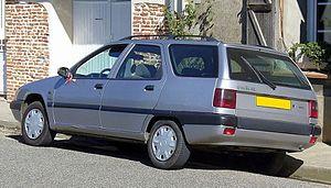 Citroën ZX - Citroën ZX Break/Estate